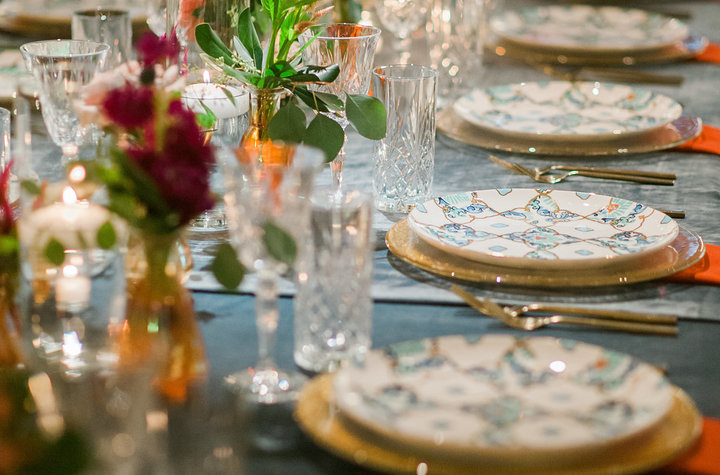 Tabletop Rentals in Washington DC