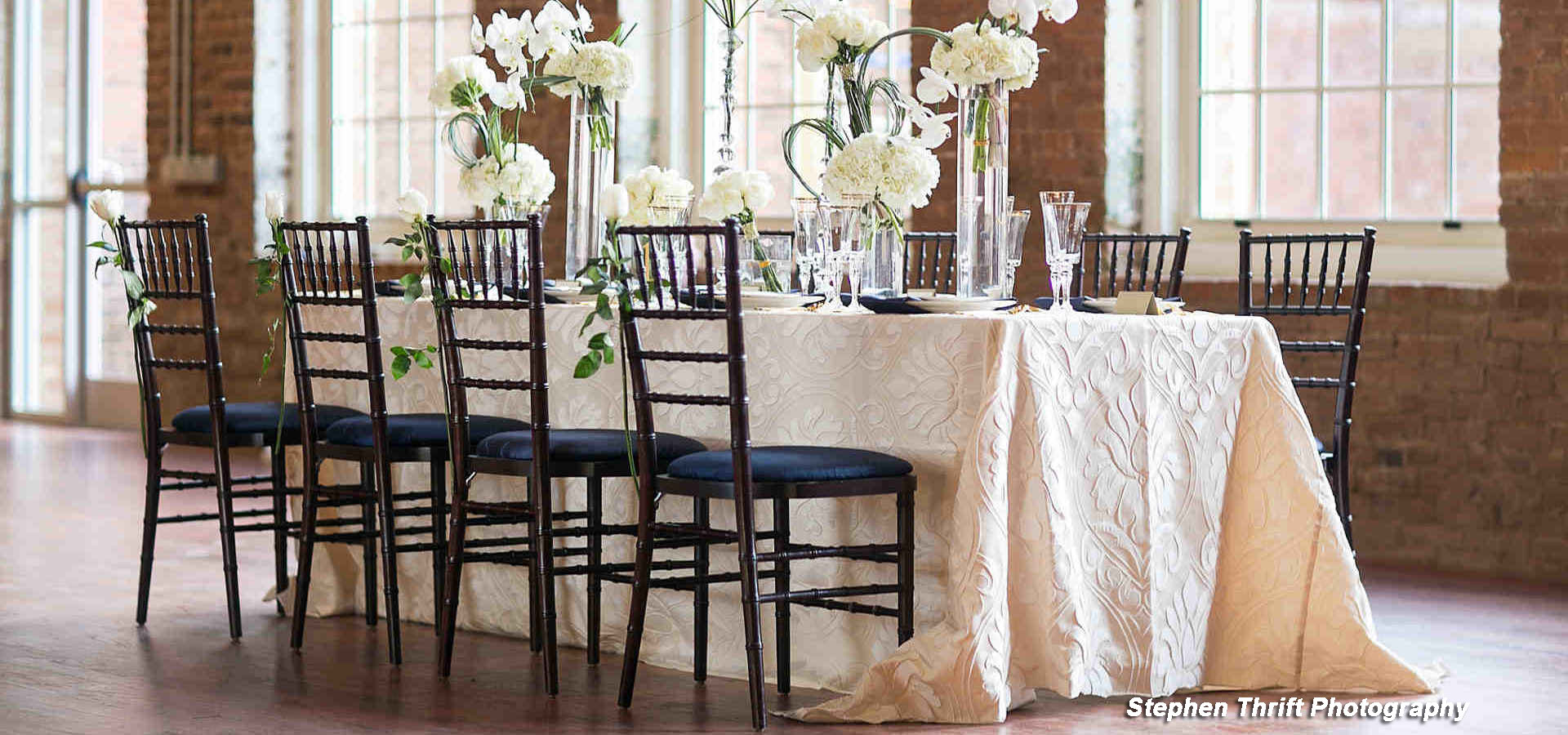Event Rentals in the Washington DC Metro area