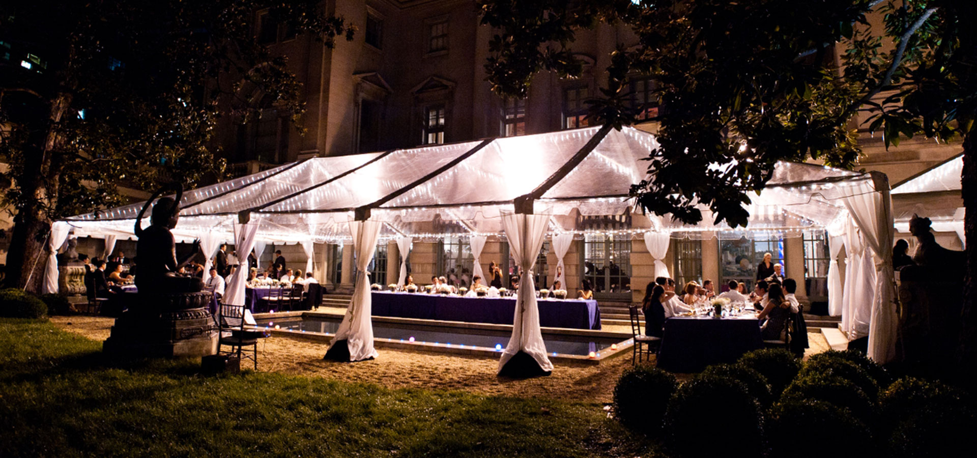 Wedding Rentals in the Washington DC Metro area